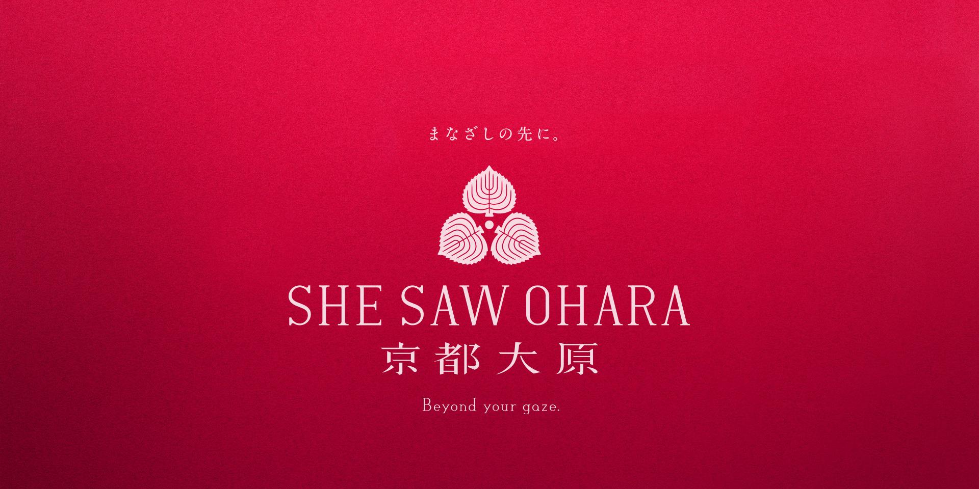 SHESAW OHARA 京都大原