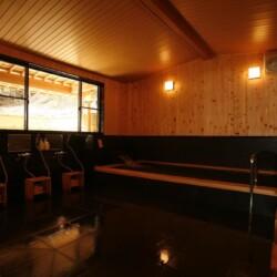 大原山荘 檜内風呂
