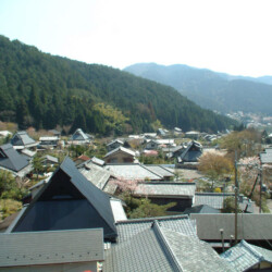 大原山荘 眺望