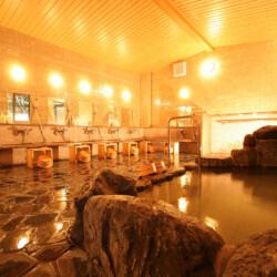 大原山荘 大浴場